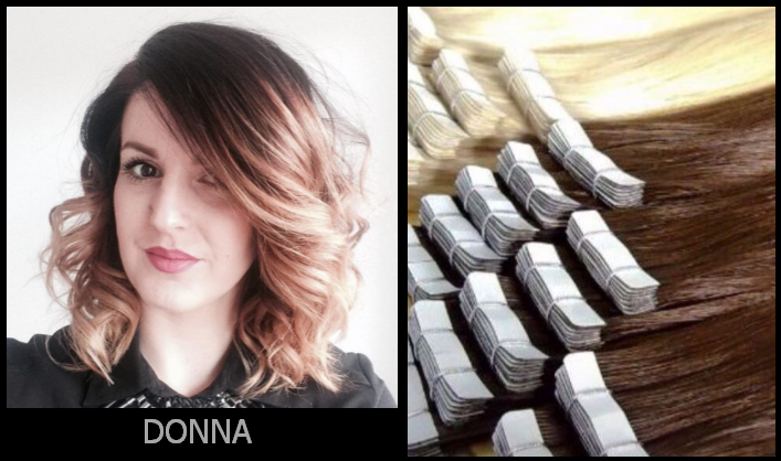 Donna Hair Extensions
