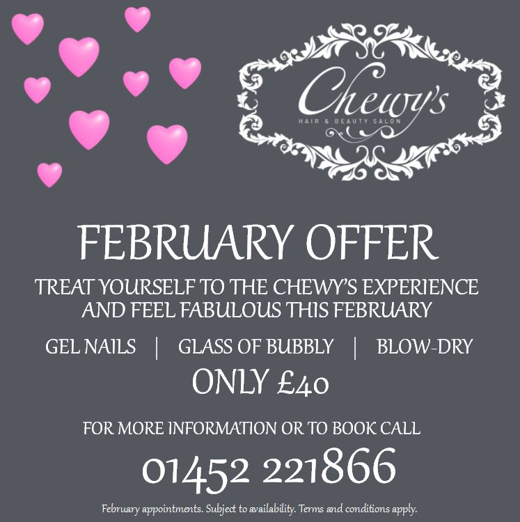 February Offer Pink