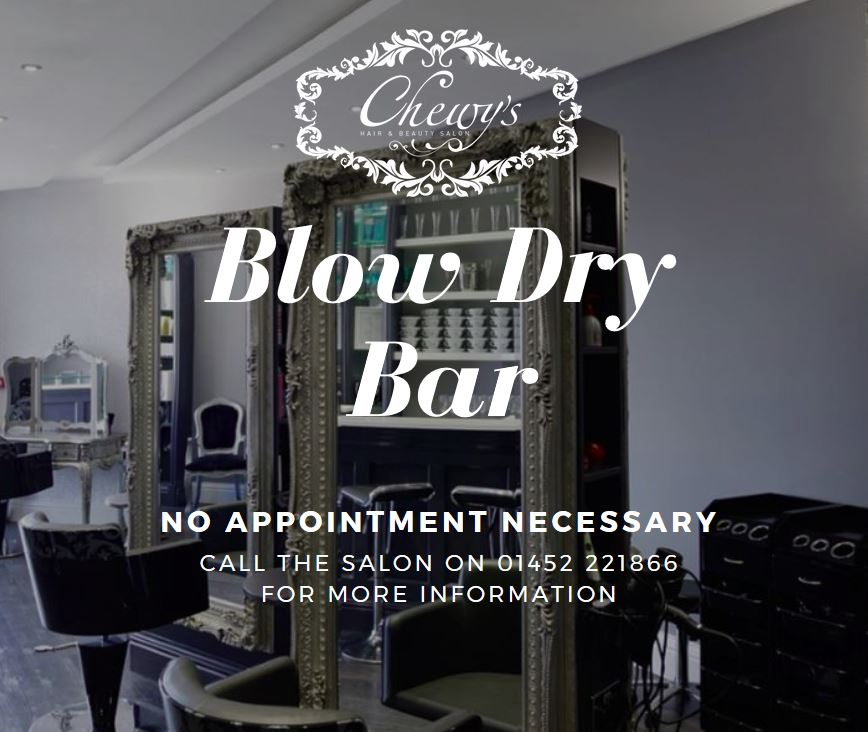 Chewys Blow Dry Bar 1